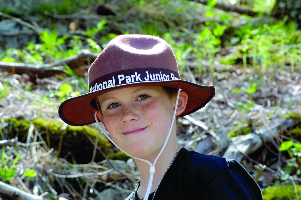 National Park Junior Ranger