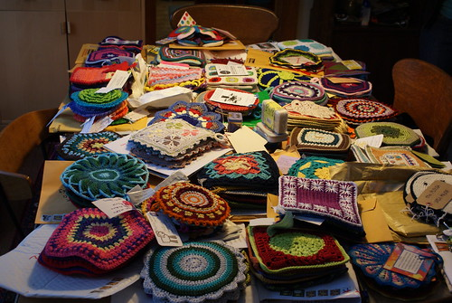 Potholder Swap 2011!
