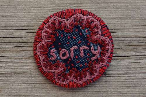 SORRY- National Sorry Day  2015,   Sorry Day Flowers