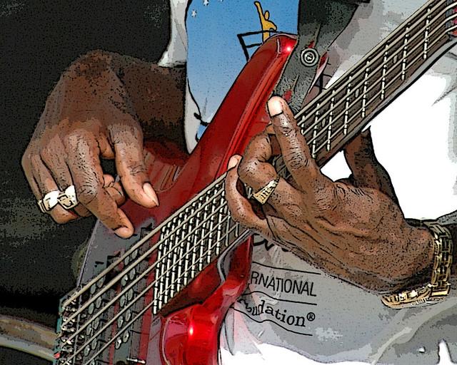 Header of reggae