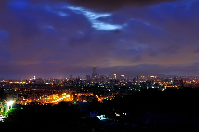 Night  of Kaoshiung City