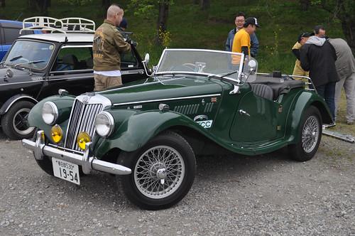 1954 MG TF-1500