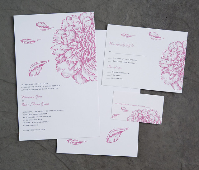 Vista Print Wedding Invites with adorable invitations example