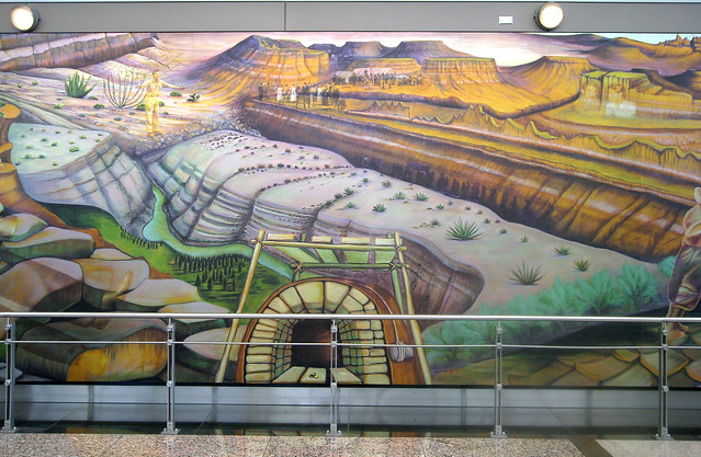 00044152 flickr photo sharing for Denver mural airport