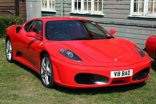 Brooklands Auto Italia - 2006 Ferrari F430 F1 Coupe (V8 BAD)