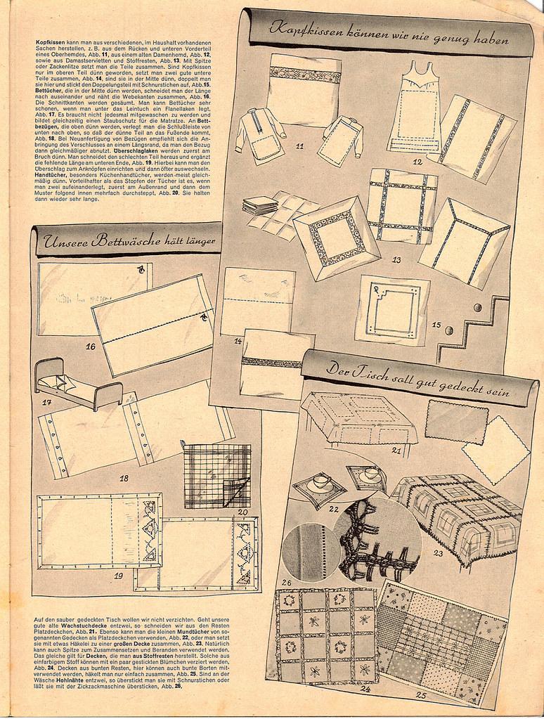 aus alten sachen neues machen 1940ies couturette. Black Bedroom Furniture Sets. Home Design Ideas