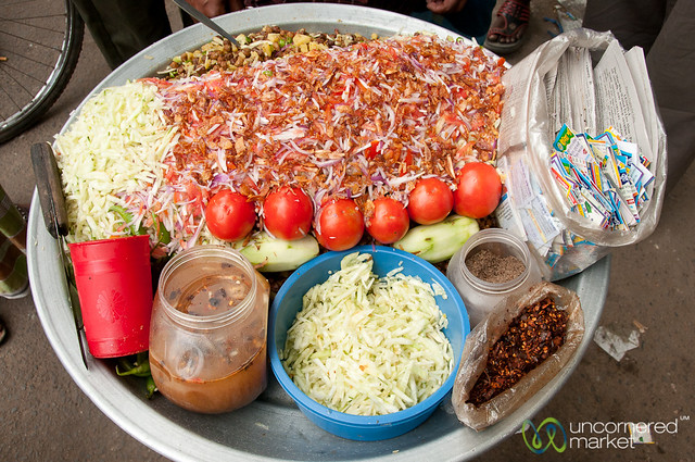 Snack Street Food - Old Dhaka, Bangladesh