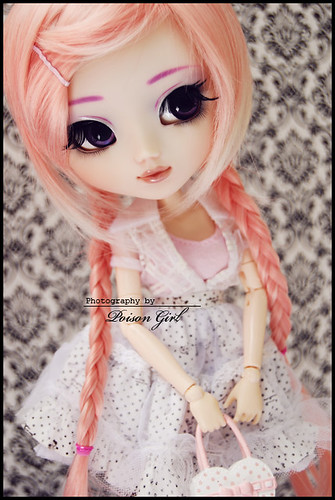 ~ Custom Pullip Mercu for Antiphane ~