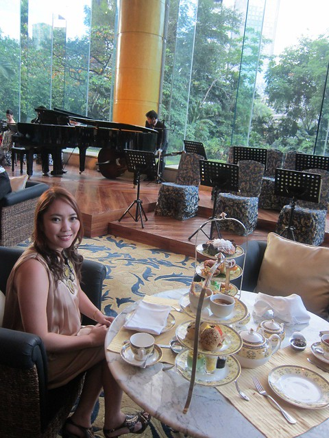 Shangri La Afternoon Tea (14)