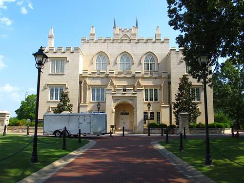 Old Georgia State Capitol, Milledgeville, Georgia