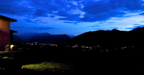 blue italy alps landscape blu val hour di ora non alpi fondo paesaggio trentino brenta adamello