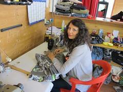 Le Chalet de la Couture - Couturière diplomée (Séez, Bourg St Maurice, France)