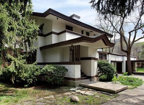 chicago area frank lloyd wright house 550k c a s a c a r a old houses for fun profit
