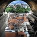 Through the Split church by Pablo Rogat