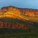 Rawnsley Bluff - Flinders Ranges by Andrew Alderson