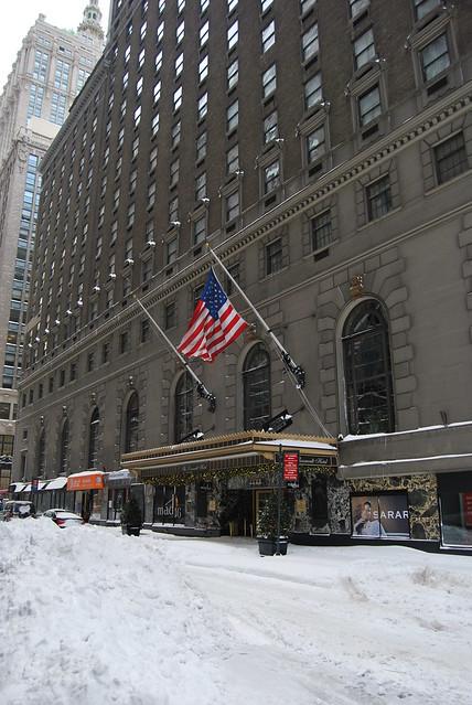 New York Christmas 2010