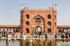 Jama Masjid Mosque, Delhi, India 2011