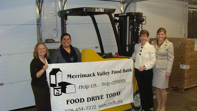 Merrimack Valley Legal Food Frenzy Kickoff 2011
