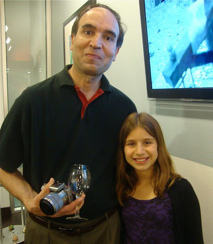 Brian Salvatore and daughter Sarah, Shreveport by trudeau