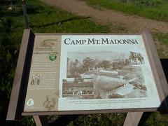 Camp Mount Madonna