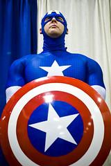 Wondercon '11 – Steve Rogers // Captain America