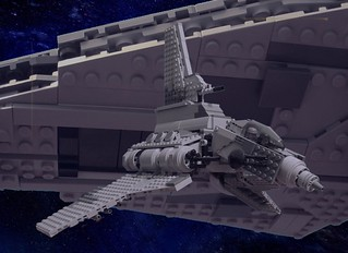 X112 Imperial Strike Shuttle