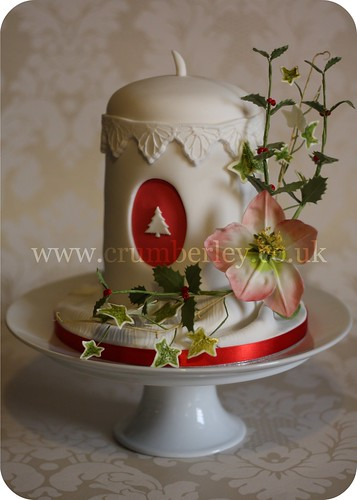 Christmas Candle Cake Images : crumberley  : Oh I wish it could be Christmas everyday ...