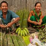 Weekly Market Day in Bandarban, Bangladesh