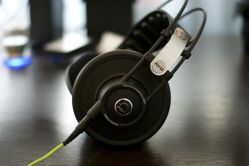 AKG Q701 Reference Headphones
