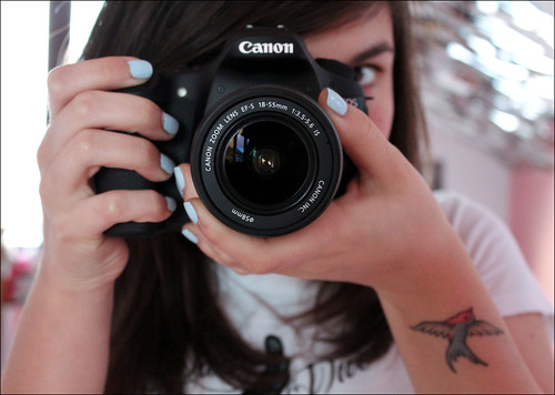 Kali ♥ My New Camera