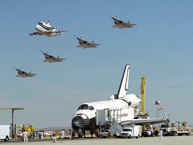 space shuttle runway - photo #21