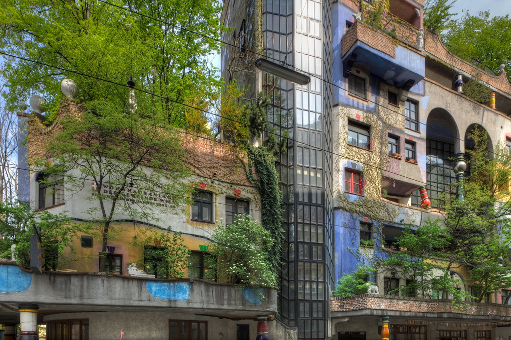 12 Bizarly Beautiful Hundertwasser Buildings Touropia