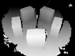kinect + mirrors
