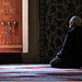 praying muslim by tzil