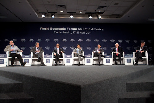 Achieving Inclusive Economic Growth - World Economic Forum on Latin America 2011