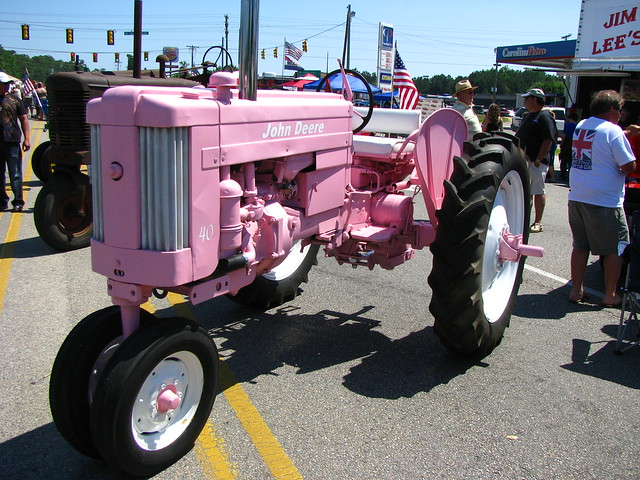 5675570551 152ee0c5e1 z jpgPink John Deere Tractor