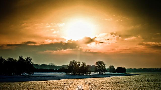 0211 - England, Rutland Water HDR
