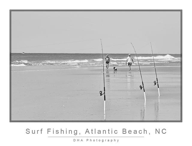 Surf fishing at atlantic beach nc flickr photo sharing for Surf fishing nc