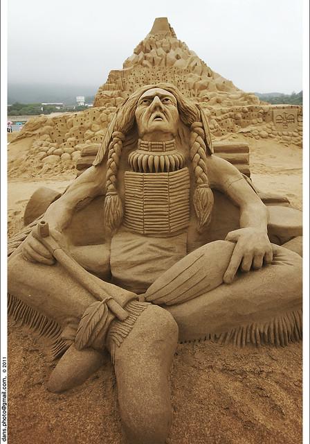 Sand Sculpture Festival 2011 沙雕藝術季