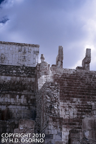 Temple of the Warriors II - Templo de los Guerreros II