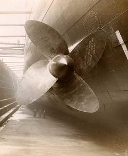 Mauretania - Propeller