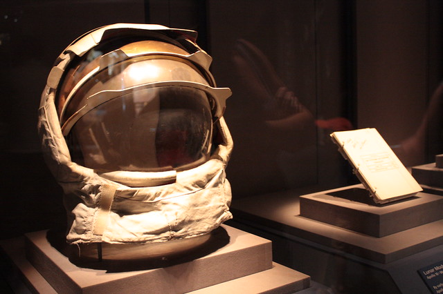astronaut helmet from kennedy space center - photo #1