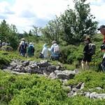 Randonnée dans le massif du Pilat