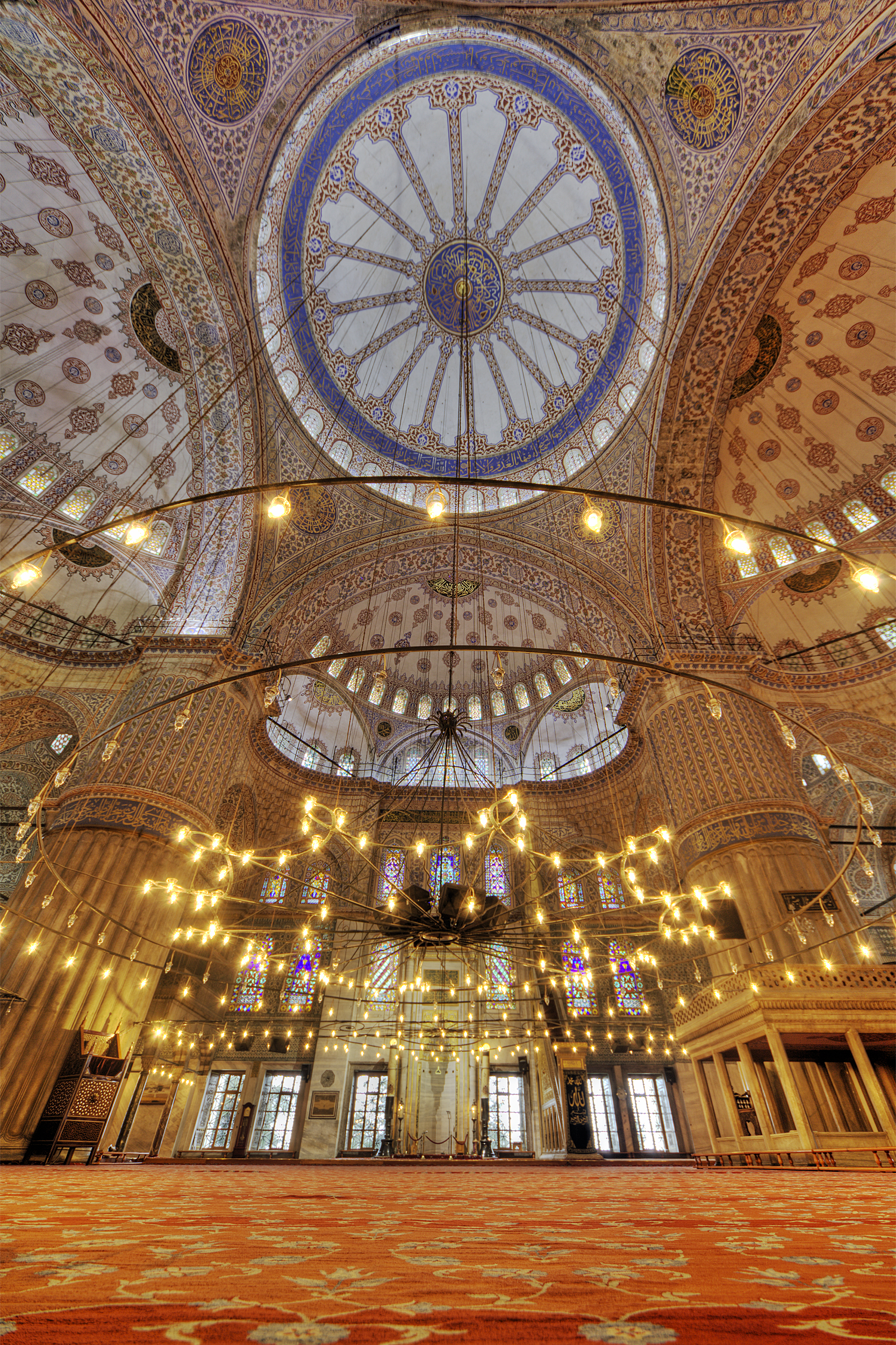 Yeni Mosque (New Mosque), Istanbul, Turkey