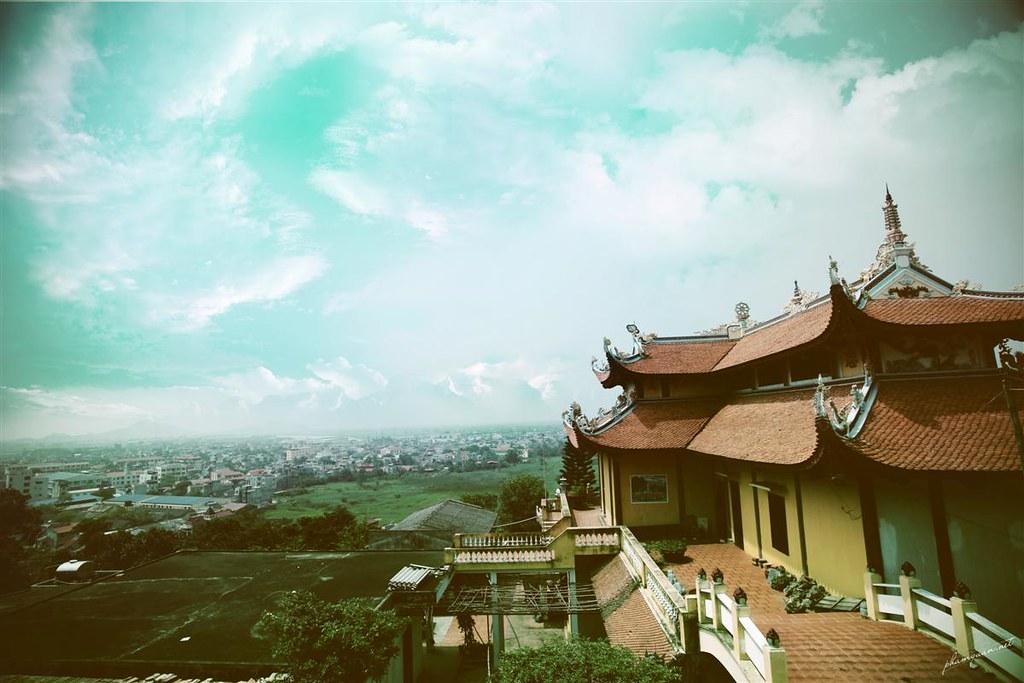 Chùa Tây Sơn - Hải Phòng