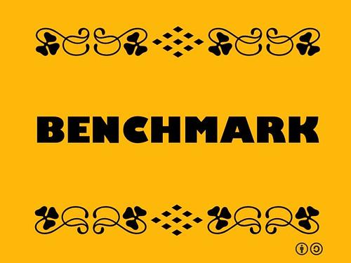 Buzzword Bingo: Benchmark