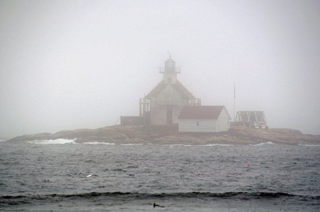 Cuckolds Lighthouse, ME