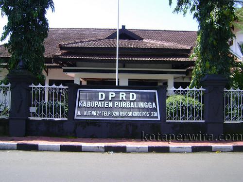 Gedung DPRD Purbalingga