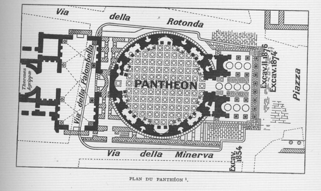 pantheon rome plan flickr photo sharing a brief overview of ancient greek temples hubpages