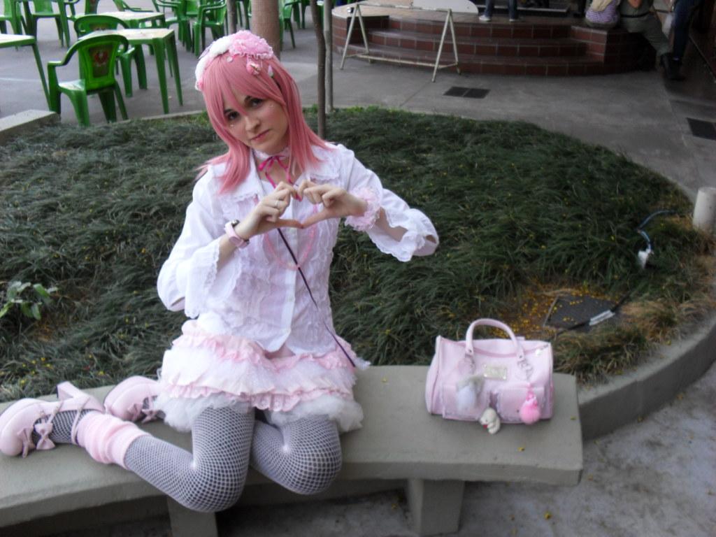 3 Lolita Fairy Kei 2010 Animecon Portfolio Fotos